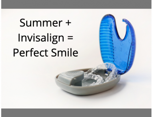 Invisalign during Summer